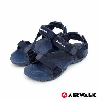 AIRWALK – 超Z領域運動涼鞋(藍)U