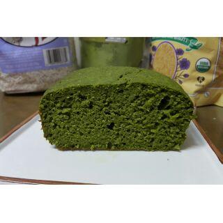 生酮偽抹茶辣木葉椰子醬蛋糕