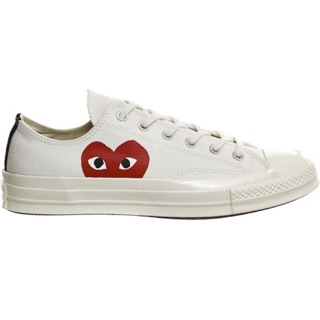 [nimoom 現貨]Comme des Garcons x Converse PLAY 70's 低筒 米白 全新