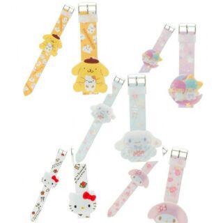 日本三麗鷗LED電子錶