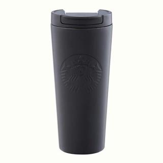 現貨 不用等 星巴克 經典款 BLACK女神不鏽鋼杯 全黑 簡約時尚 不鏽鋼 隨身瓶 保溫瓶 斷貨款 正品代購 日本韓國