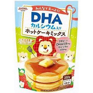 SHOWA 兒童DHA鬆餅粉
