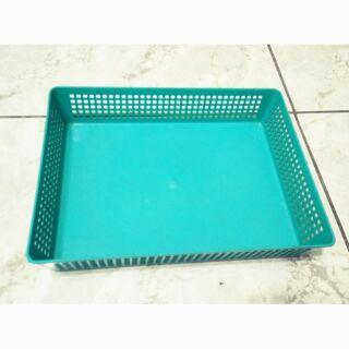 [二手]吉米熊K601 大綜合籃 塑膠 置物籃 收納籃