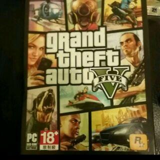 PC GAME GTA5 俠盜獵車手5