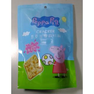 佩佩豬  peppa pig  餅乾 蛋黃酥餅 香草岩鹽蘇打餅 幼兒寶寶餅乾   蘇打餅乾  口感酥脆  餅乾