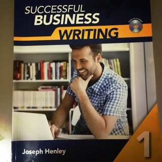 Successful business writing 原文課本/商用英文