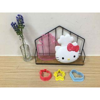 [ Hello Kitty ] 麥當勞限定 Hello Kitty 烘培系列 - 餅乾模型組 / 黏土模型組