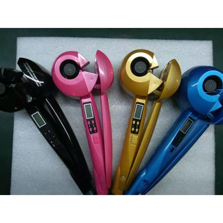 液晶全自動捲髮器LCD捲髮器美髮工具液晶捲髮器OEM卷髮棒