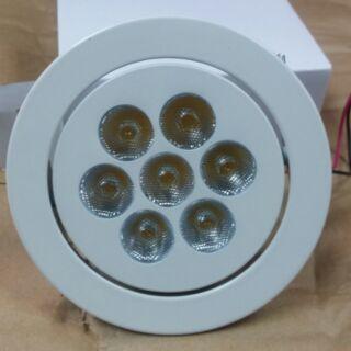 LED 10W  9.5 cm 崁燈