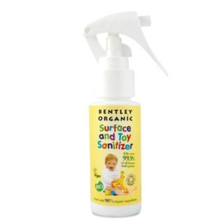 英國BENTLEY ORGANIC有機兒童玩具除菌清潔劑隨手瓶50ml$150