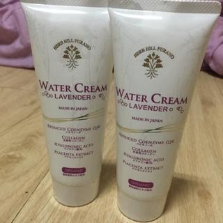 HHF Q10 water cream 薰衣草
