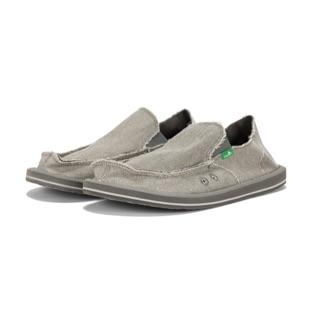 好市多線上代購 Sanuk 男經典款帆布懶人鞋
