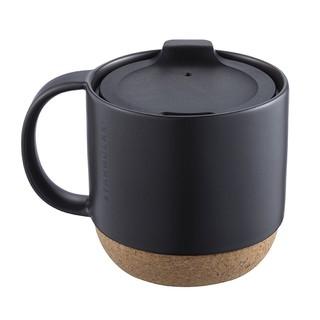 星巴克 CORK 附蓋馬克杯(黑/白)