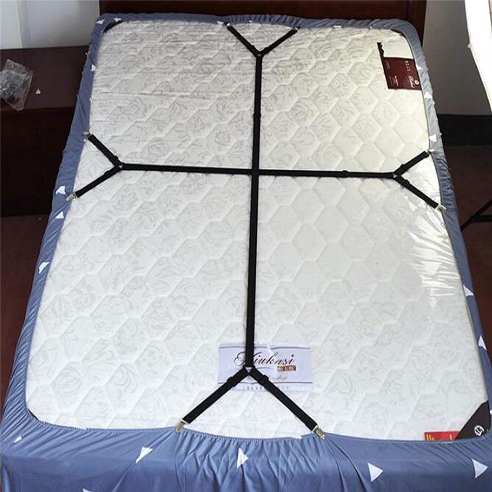 2 條裝長款床單固定夾可調節被子被套固定器沙發床單扣不