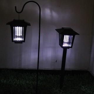 ❤️溫馨家居❤️太陽能滅蚊燈戶外殺蟲燈滅蚊器捕蚊器驅蚊燈太