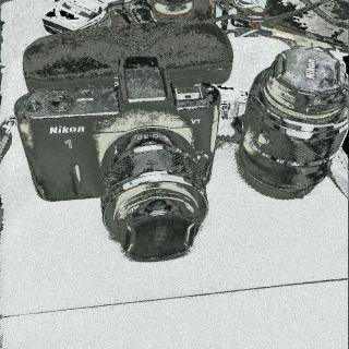 nikon v1 單眼相機,雙鏡頭