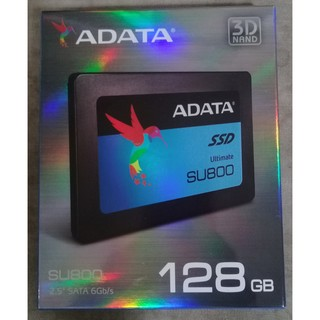 ADATA 威剛 Ultimate SU800 128GB 256GB 7mm SATA3 2.5吋 SSD 固態硬碟