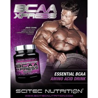 【肌肉菇菇】SCITEC NUTRITION  BCAA XPRESS 賽德金鋼支鏈胺基酸 700G