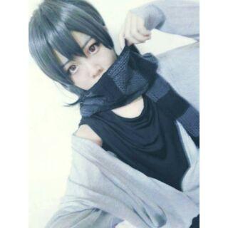 杠花奏 覆面系noise 假面noise 柚子 cos cosplay
