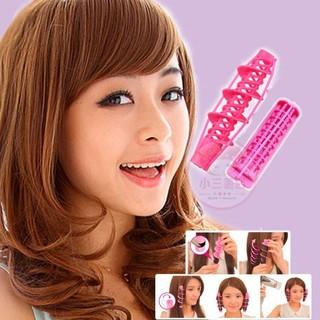 【小三美日】韓版不傷髮捲髮棒/梨花頭捲髮器~2款可選【D260486】