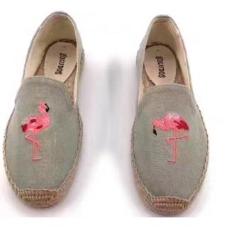 美國Soludos 草編鞋