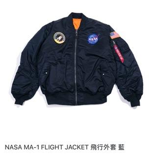 Alpha NASA MA-1 外套(二手近全新)
