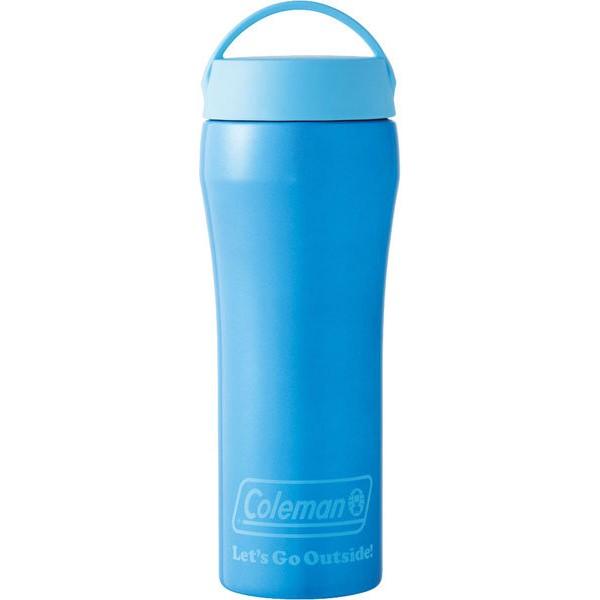 全新出清CM-6973 Coleman 0.49L 真空保溫杯(天空藍)  熱水瓶保溫瓶保溫水壺