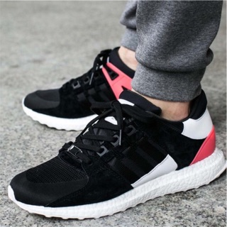 adidas EQT Support Ultra 黑粉 BOOST 女鞋 BB1237
