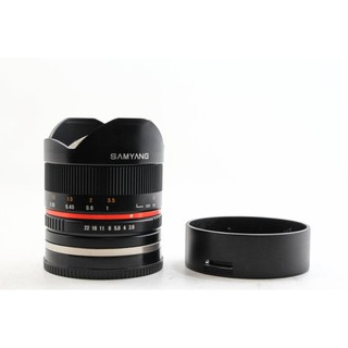 【青蘋果3C】Samyang 8mm F2.8 魚眼 定焦 廣角 E-MONUNT %2317867
