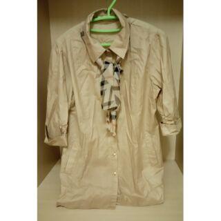 女版七分袖襯衫