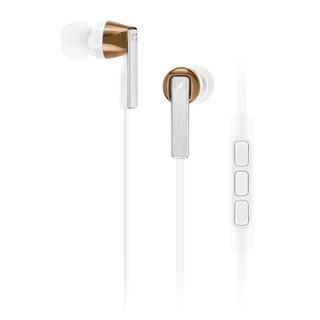 聲海 SENNHEISER CX5.00i 白色 iOS系統專用 耳道式耳機