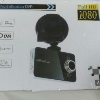 vehicle blackbox DVR Full HD1080行車紀錄器