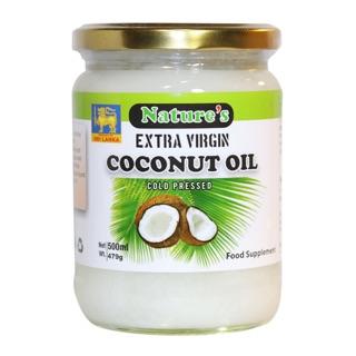Nature's Argro椰子油