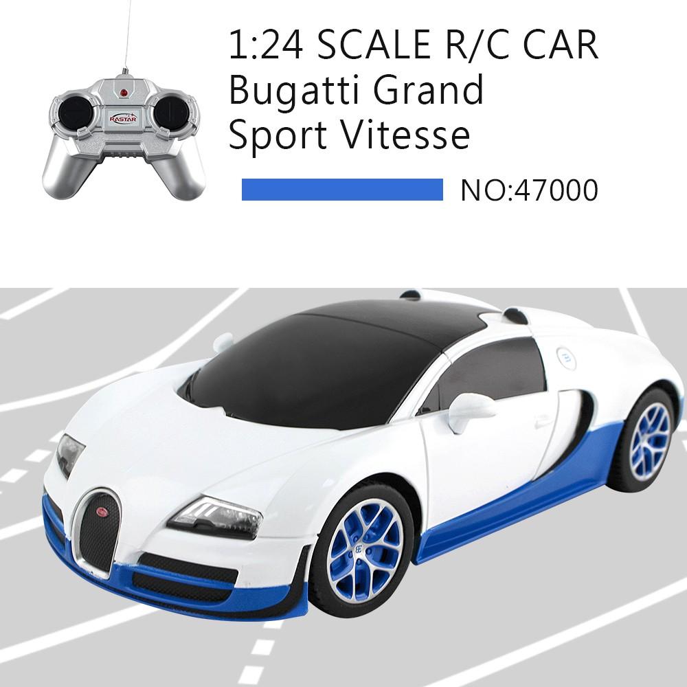 【瑪琍歐玩具】1:24 Bugatti Grand Sport Vitesse 遙控車 布加迪超跑/47000