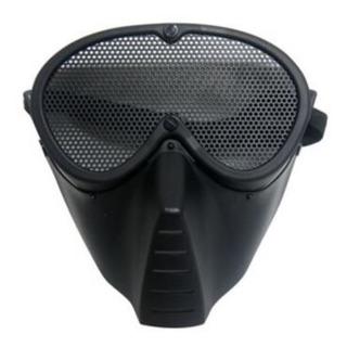 慶開幕衝評價野戰鐵網 防護面罩 面具 可配戴眼鏡(NERF 護目鏡 生存遊戲 水彈槍 水彈 團康 子彈 野戰)
