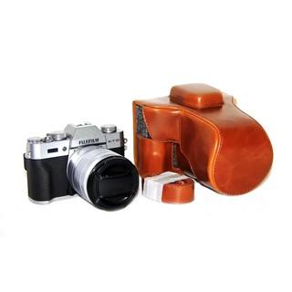 Fujifilm/富士X-T10相機皮套 XT20微單數碼相機包(16-50mmII)