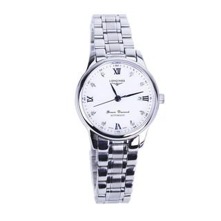 【小董】LONGINES浪琴名錶 羅馬鉆 女款機械表 浪琴Longines最新機械手錶 女錶 正品 現貨