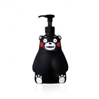 熊本熊 酷Ma萌 洗手乳 小蒼蘭 300ml 洗手 清潔 抗菌 洗淨 兒童 花香味