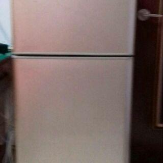 二手雙門小冰箱有瑕疵