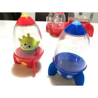 挺你玩具屋 火箭 迪士尼 玩具總動員 太空火箭 玩具 皮克斯 三眼怪公仔