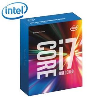 英特爾 Intel Core i7-6700K I7 6700K CPU 處理器 (原廠不含風扇)