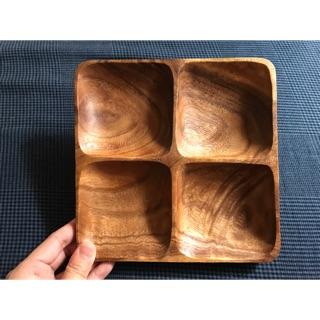 木盤 無印良品風格分隔盤
