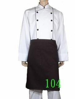 A405腰帶半布加長圍裙 營業用圍裙 造型圍裙
