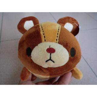 【nike100m】正版 Truffe熊 發條熊 泰迪熊 娃娃 玩偶 吊飾 約19cm
