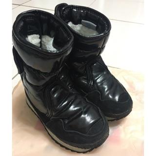兒童雪鞋雪靴19公分