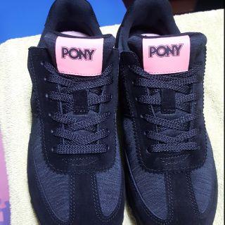 PONY 繽紛韓風慢跑鞋 (女)