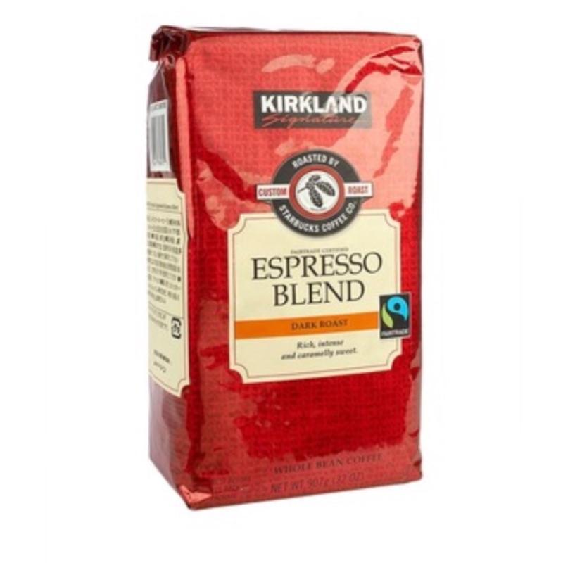 Kirkland Signature 科克蘭 好市多 深焙咖啡豆 907公克