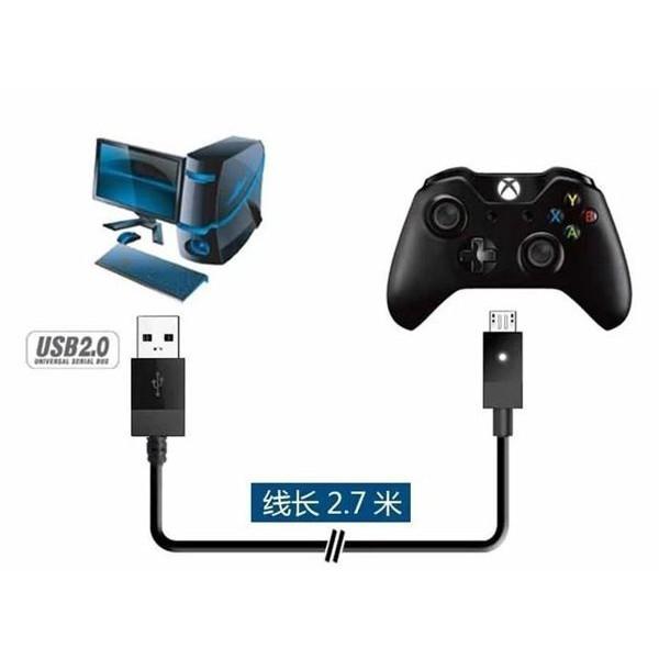 [現貨] 2.7米 XBOX ONE PS4 Micro USB 充電線 傳輸線 2.7M 可接ONE手把連接電腦