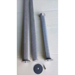 鳥籠 鳥用品 鸚鵡站台站架~不銹鋼白鐵304磨趾棍