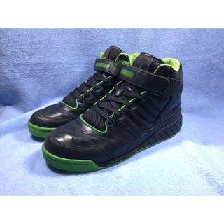 Adidas Y3 高筒運動鞋 黑綠 YOHJI YAMAMOTO